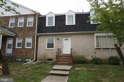 156 Old Enterprise Road UNIT 134, Upper Marlboro, MD 20774 - #: MDPG581640