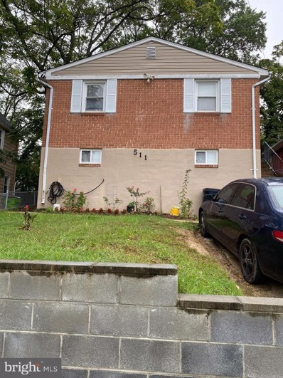 511 Abel Avenue, Capitol Heights, MD 20743 - #: MDPG581804