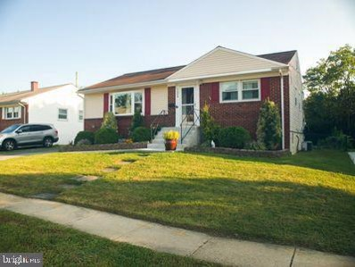 1004 Turney Avenue, Laurel, MD 20707 - #: MDPG582352