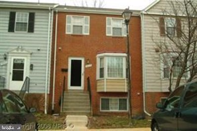 7629 Arbory Court UNIT 68, Laurel, MD 20707 - #: MDPG582572