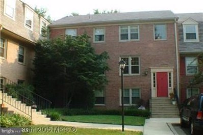 6010 Westchester Park Drive UNIT T-2, College Park, MD 20740 - #: MDPG582642