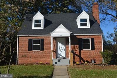 5606 Hamilton Street, Hyattsville, MD 20781 - #: MDPG582726