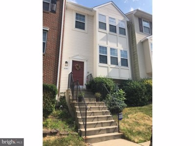 4319 Apple Orchard Lane UNIT 3, Suitland, MD 20746 - #: MDPG582886