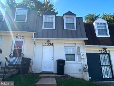 1834 Village Green Drive UNIT E-113, Landover, MD 20785 - #: MDPG583042