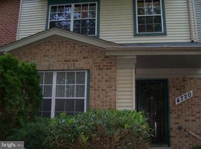 4720 Ridgeline Terrace UNIT 280, Bowie, MD 20720 - #: MDPG584220