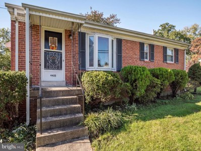 4405 Sellman Road, Beltsville, MD 20705 - #: MDPG584302