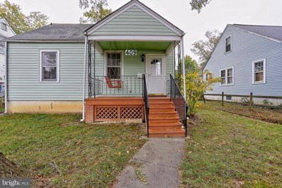 409 Carroll Avenue, Laurel, MD 20707 - #: MDPG585470