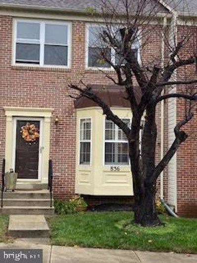 836 Faraway Court, Bowie, MD 20721 - #: MDPG586092