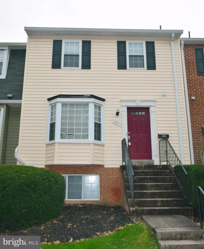 7607 N Arbory Way UNIT 126, Laurel, MD 20707 - #: MDPG586116