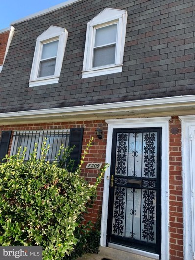 2509 Iverson Street, Temple Hills, MD 20748 - #: MDPG586244