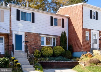 7607 Woodruff Court, Laurel, MD 20707 - #: MDPG589252