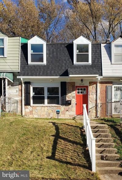 1711 Allendale Place, Landover, MD 20785 - #: MDPG589532