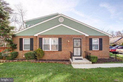 15005 Laurel Oaks Lane UNIT 54, Laurel, MD 20707 - #: MDPG589666