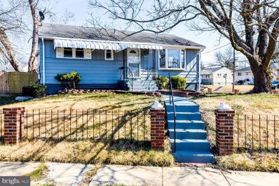 2522 Senator Avenue, District Heights, MD 20747 - #: MDPG589868