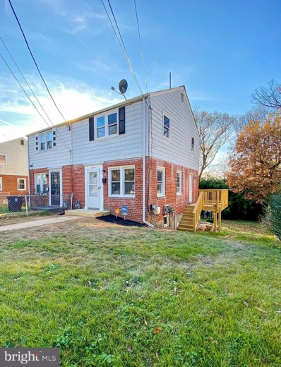 5314 59TH Avenue, Riverdale, MD 20737 - #: MDPG589890