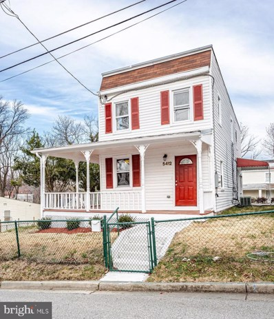 5412 Dole Street, Capitol Heights, MD 20743 - #: MDPG590112