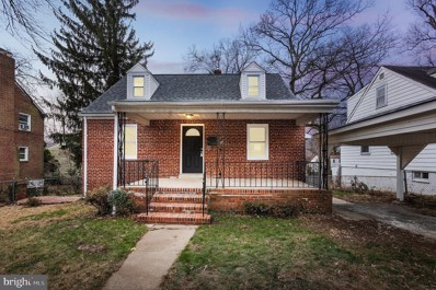 3117 Madison Street, Hyattsville, MD 20782 - #: MDPG592800
