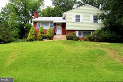 9504 Woodberry Street, Lanham, MD 20706 - #: MDPG593314