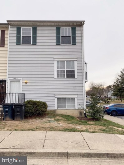 5703 Sweetway Terrace UNIT 35, Capitol Heights, MD 20743 - #: MDPG593530
