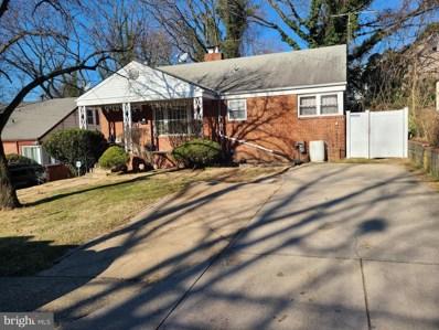 5620 Emerson Street, Hyattsville, MD 20781 - #: MDPG593632