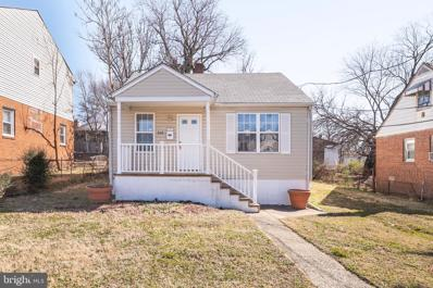 807 57TH Place, Fairmount Heights, MD 20743 - #: MDPG594392