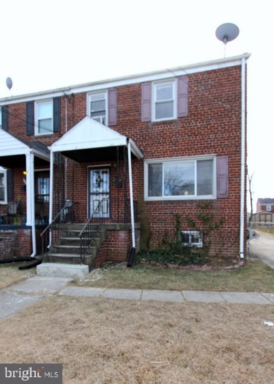 4207 24TH Avenue, Temple Hills, MD 20748 - #: MDPG594562