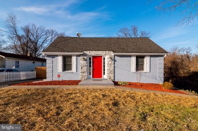 1507 Rollins Avenue, Capitol Heights, MD 20743 - #: MDPG594592