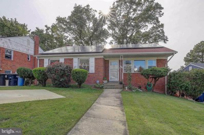 3401 25TH Place, Temple Hills, MD 20748 - #: MDPG594628