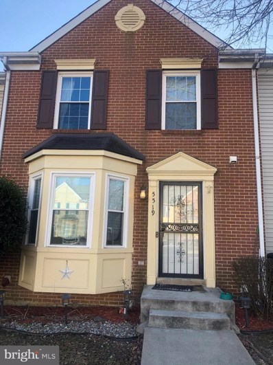 5519 Stoney Meadows Drive, District Heights, MD 20747 - #: MDPG595438