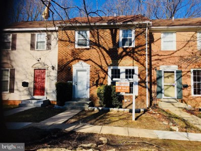 15818 Millbrook Lane UNIT 110, Laurel, MD 20707 - #: MDPG596498