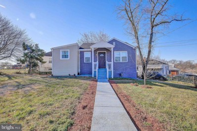 5101 Addison Road, Capitol Heights, MD 20743 - #: MDPG596652