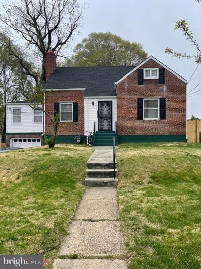 4829 Russell Avenue, Hyattsville, MD 20782 - MLS#: MDPG598846