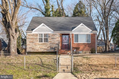 1002 Highview Drive, Capitol Heights, MD 20743 - #: MDPG598874