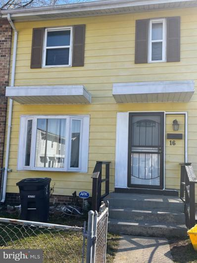 16 Daimler Drive UNIT 62, Capitol Heights, MD 20743 - #: MDPG599182