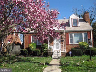 2603 Fairlawn Street, Temple Hills, MD 20748 - #: MDPG599404