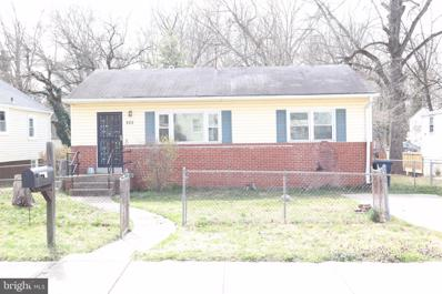 508 Birchleaf Avenue, Capitol Heights, MD 20743 - #: MDPG600756
