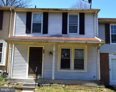 432 Shady Glen Drive, Capitol Heights, MD 20743 - #: MDPG600888