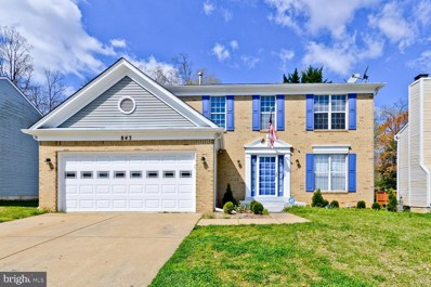 843 Chatsworth Drive, Accokeek, MD 20607 - #: MDPG601134