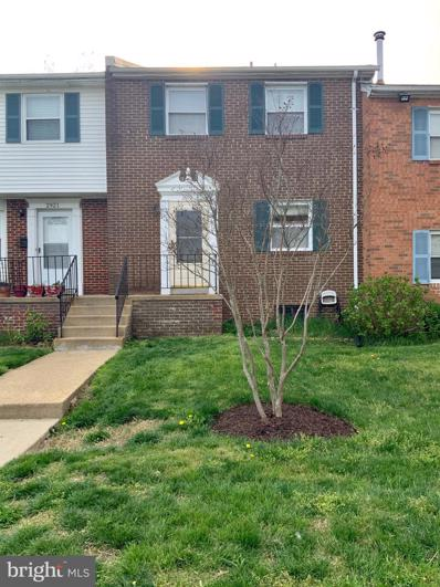 2919 Sunset Lane, Suitland, MD 20746 - MLS#: MDPG601458
