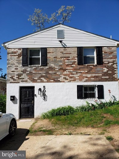 5003 Emo Street, Capitol Heights, MD 20743 - #: MDPG601530