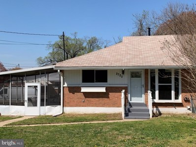 2720 Afton Street, Temple Hills, MD 20748 - #: MDPG601614