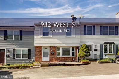 932 West Street, Laurel, MD 20707 - #: MDPG602658
