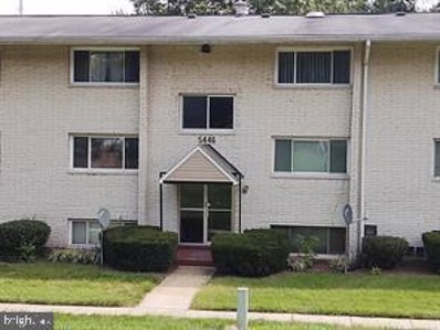 5424 85TH Avenue UNIT 101, New Carrollton, MD 20784 - #: MDPG602730