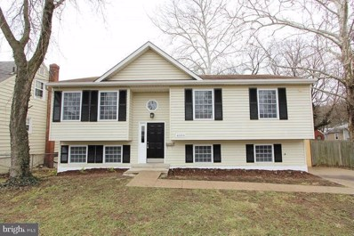 4333 Torque Street, Capitol Heights, MD 20743 - MLS#: MDPG602788