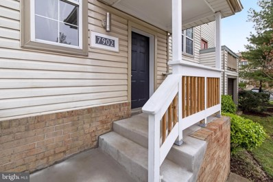 7902 Crows Nest Court UNIT 342, Laurel, MD 20707 - #: MDPG603986