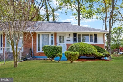 3200 27TH Avenue, Temple Hills, MD 20748 - #: MDPG604136