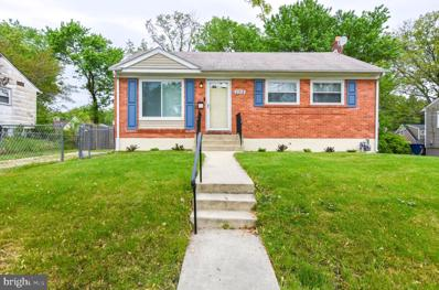 6918 Halleck Street, District Heights, MD 20747 - #: MDPG604830