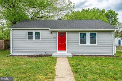 1032 Marton Street, Laurel, MD 20707 - #: MDPG605052