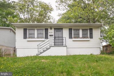 419 Abel Avenue, Capitol Heights, MD 20743 - #: MDPG605124