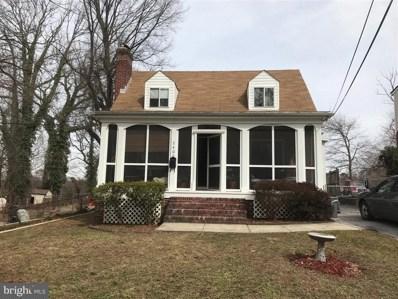 5406 Decatur Street, Hyattsville, MD 20781 - #: MDPG605706
